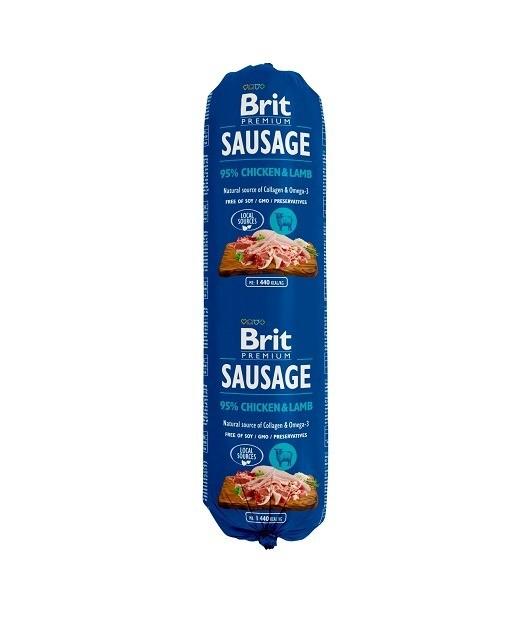 Brit Sausage 800g x 12