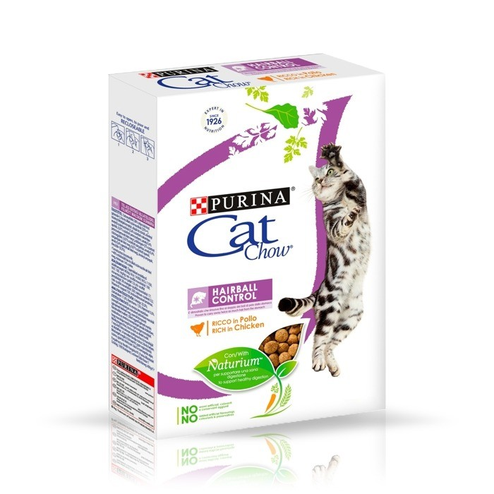 Cat Chow Adult Special Care Hairball Control Chicken