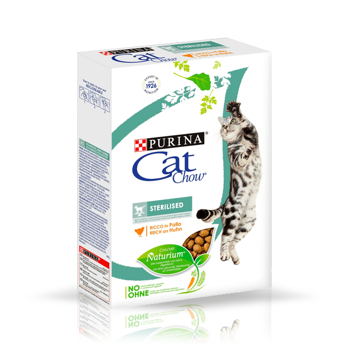 Cat Chow Adult Special Care Sterilised Chicken