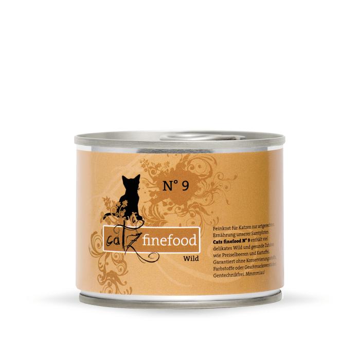 Catz Finefood puszka 200g x 4