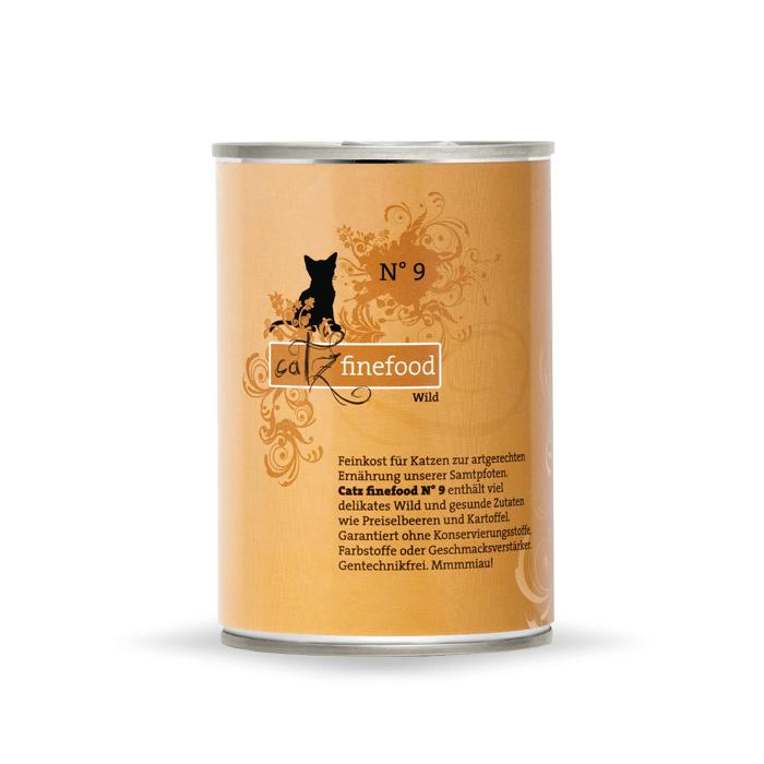 Catz Finefood puszka 400g x 4