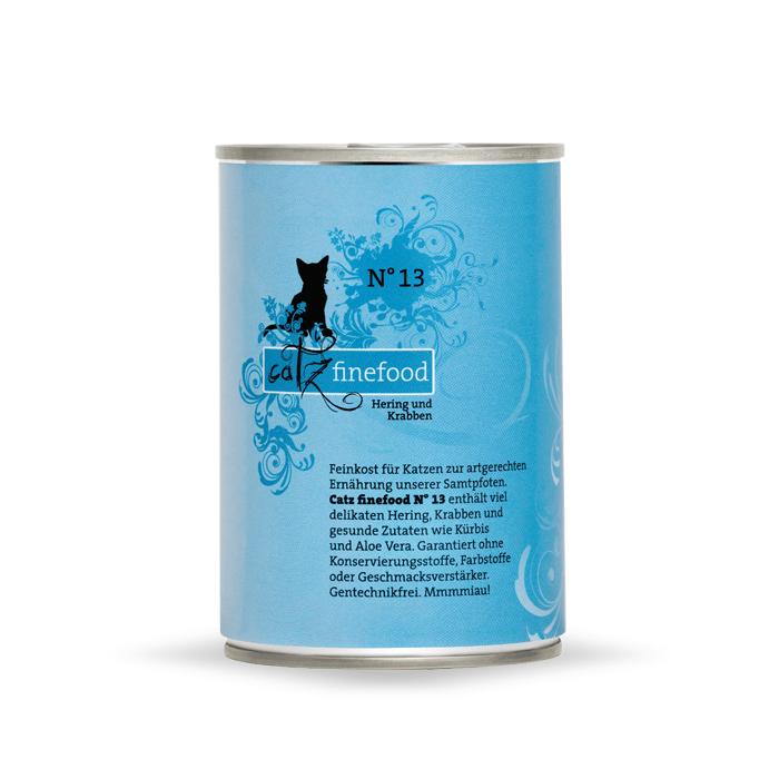 Catz Finefood puszka 400g x 12