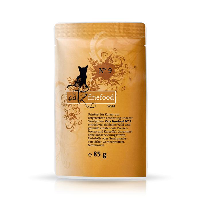 Catz Finefood saszetka 85g x 12