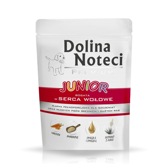 Dolina Noteci Premium Junior 4 x 300g