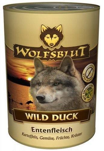 Wolfsblut Dog puszka 395g x 12