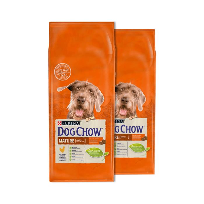 Dog Chow Mature Adult Kurczak