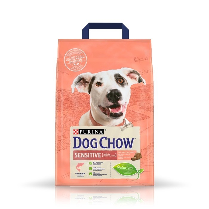 Dog Chow Adult Sensitive Salmon