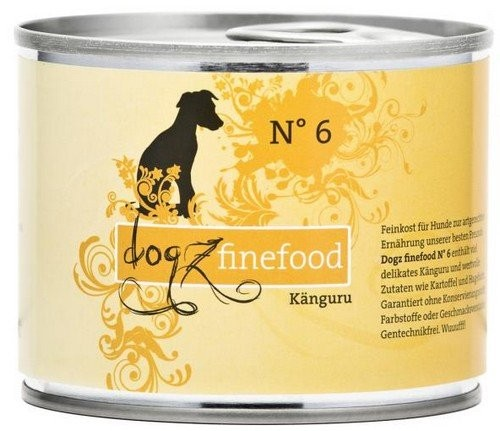 Dogz Finefood puszka 200g x 12