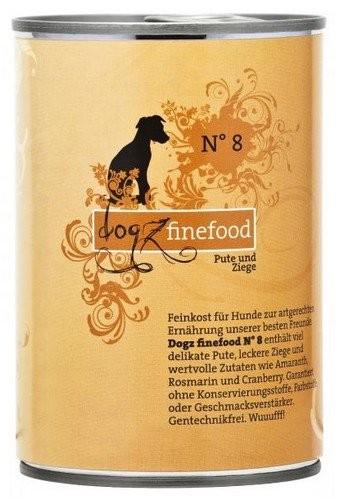 Dogz Finefood puszka 4 x 400g