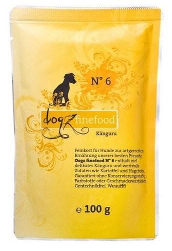 Dogz Finefood saszetka 100g x 12