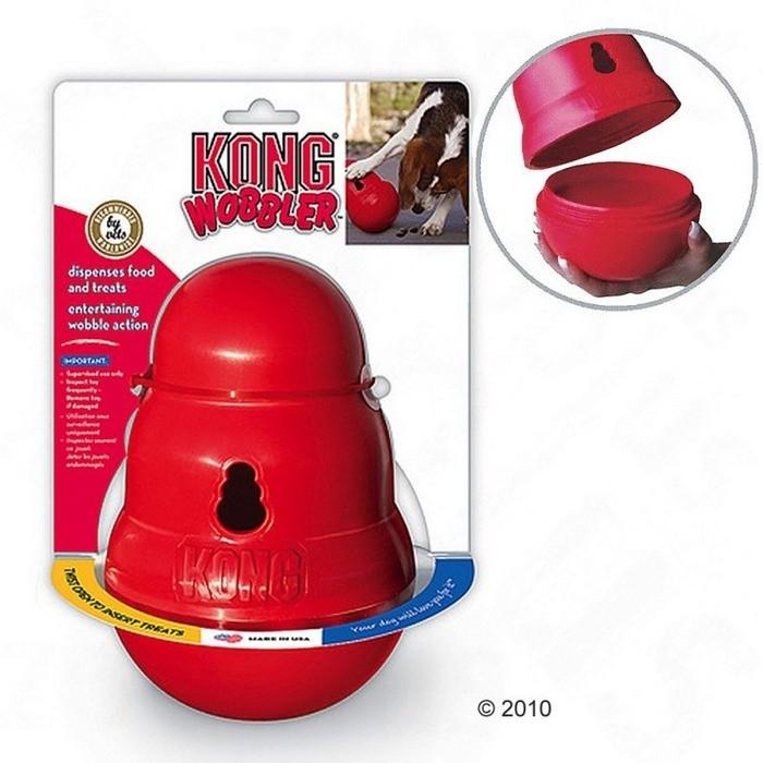 Kong Wobbler, bańka wstańka M/L