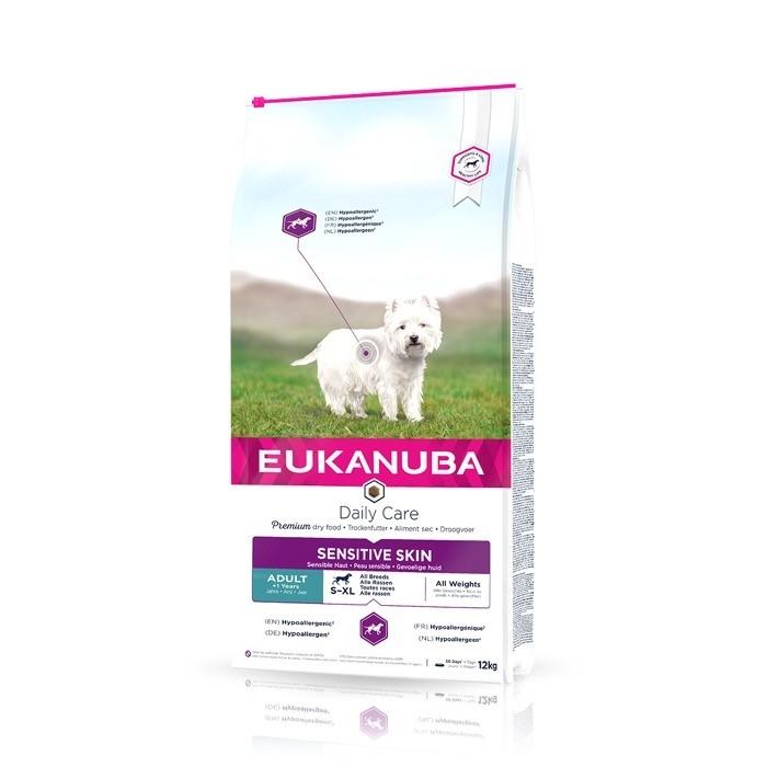 Eukanuba Daily Care Sensitive Skin Adult