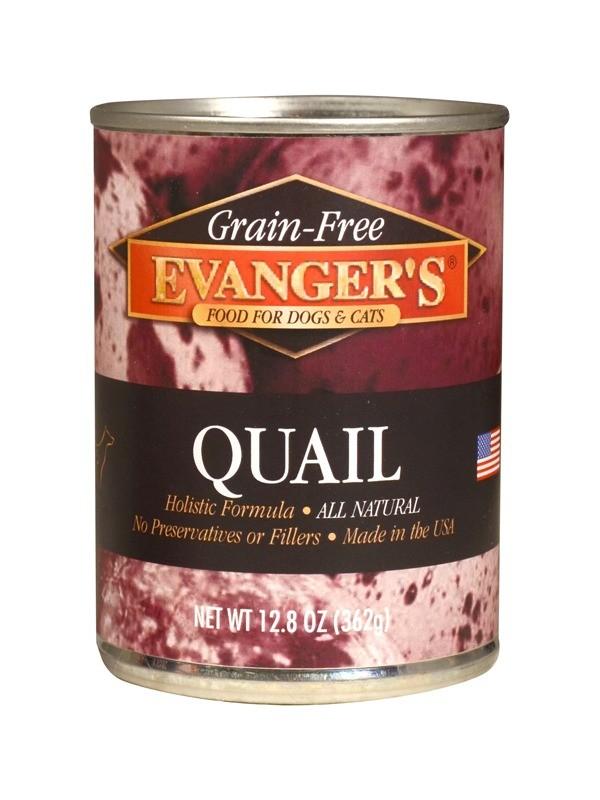 Evanger's Grain Free 369g x 4