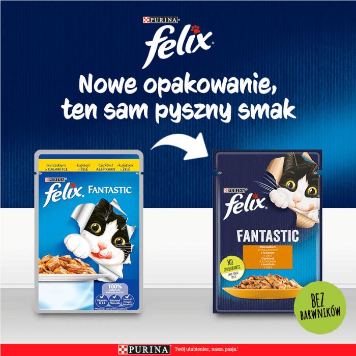 Felix Sensations Sauce Surprise Wybór Mięs 85g x 12 (multipak x 1)