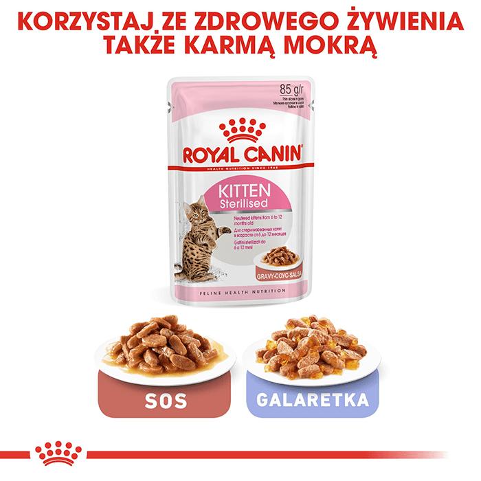 Royal Canin Kitten Sterilised 3,5kg