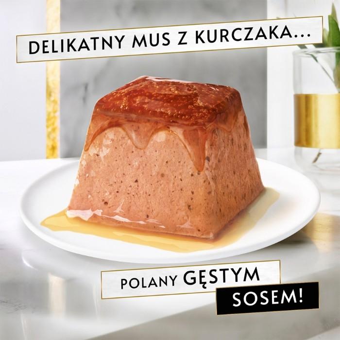 Gourmet Revelations Mus z kurczakiem 57g