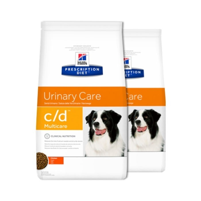 Hill's Prescription Diet Canine c/d Urinary Care z kurczakiem