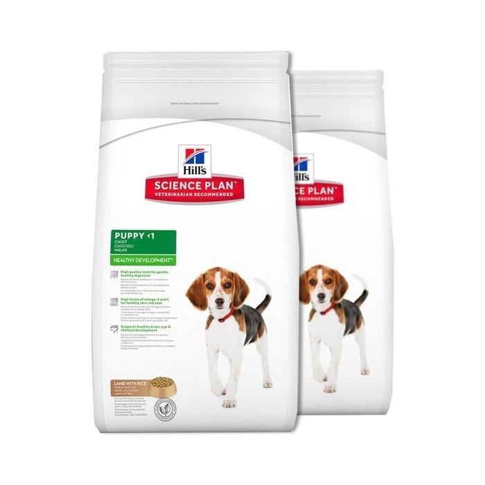 Hill's Science Plan Healthy Development Puppy Lamb & Rice