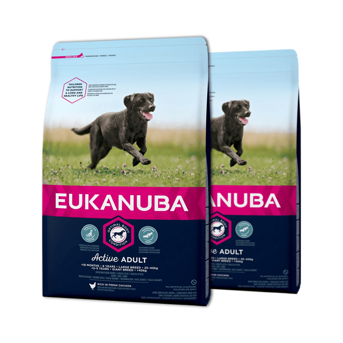 Eukanuba Active Adult Large & Giant Breed