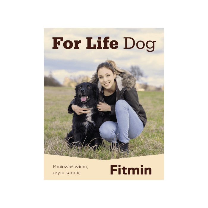 Fitmin Dog for Life Lamb & Rice