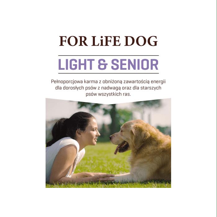 Fitmin Dog for Life Light & Senior