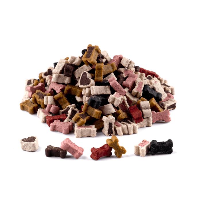 Maced York mix kosteczek mięsnych 300g