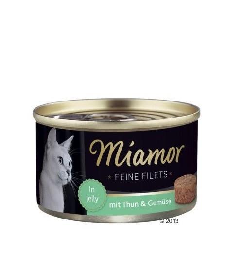 Miamor Feine Filets puszki 100g x 12
