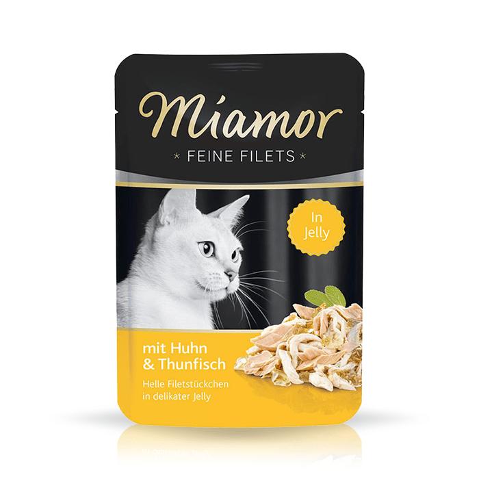 Miamor Feine Filets saszetki 100g x 12