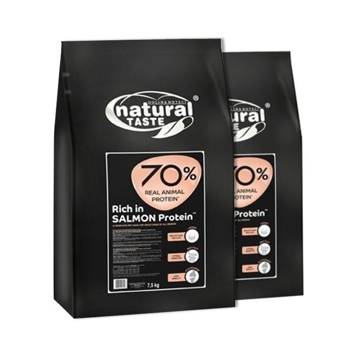 Natural Taste z łososiem