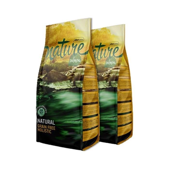 Nature Salmon Natural Grain Free Holistic
