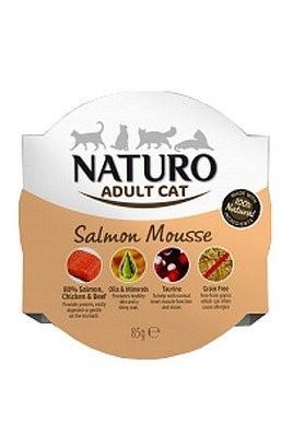 Naturo Adult Cat Mus 85g x 12