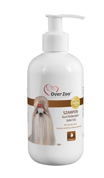 Over Zoo Dwupak Szampon i odżywka dla rasy shih-tzu