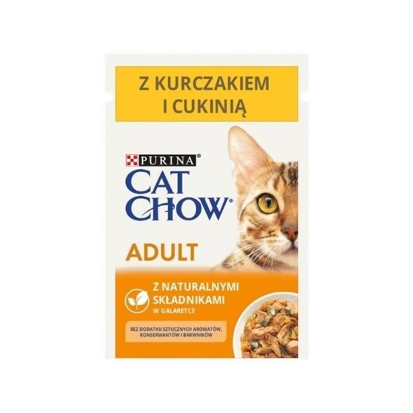Cat Chow Adult 85g x 12