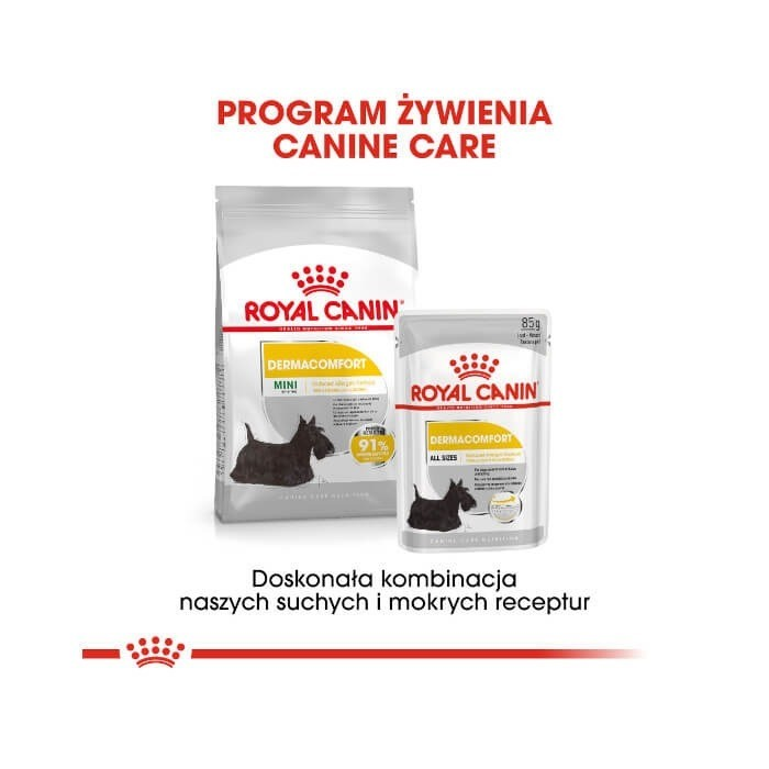 Royal Canin Mini Dermacomfort CCN