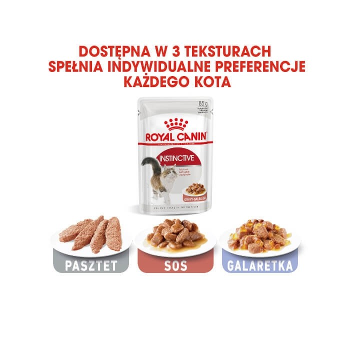 Royal Canin Instinctive Feline 85g
