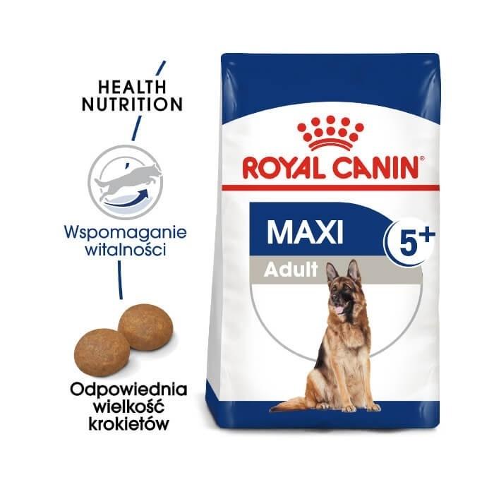 Royal Canin Maxi 5+ Adult