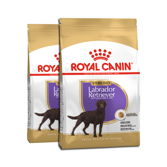 Royal Canin Labrador Retriever Sterilised CCN