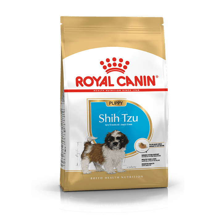 Royal Canin Puppy Shih Tzu
