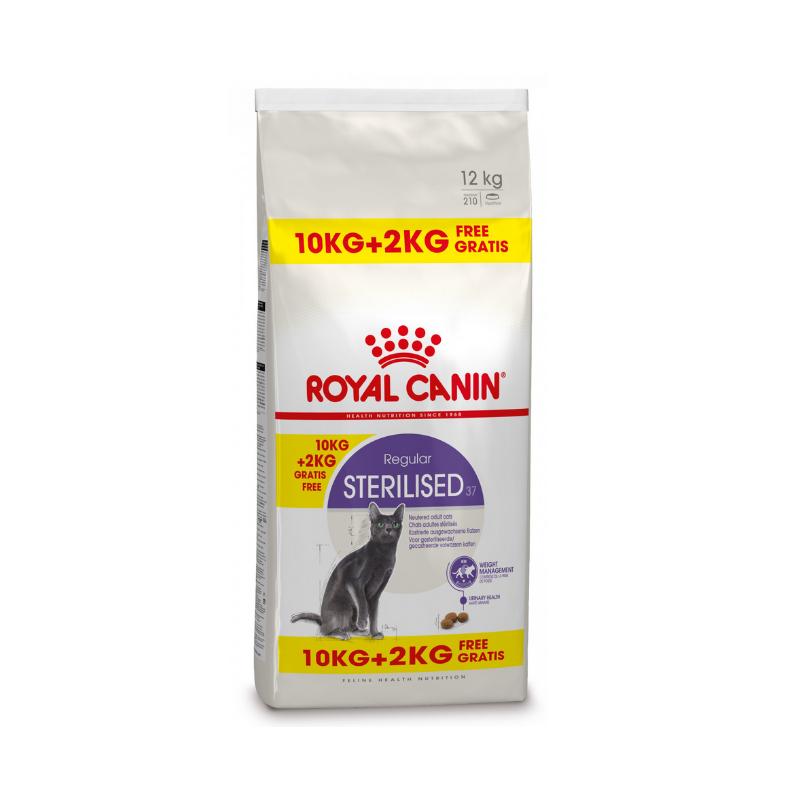 Royal Canin Sterilised 37 FHN