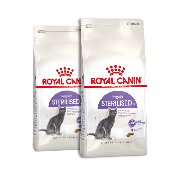 Royal Canin Sterilised 37 FHN