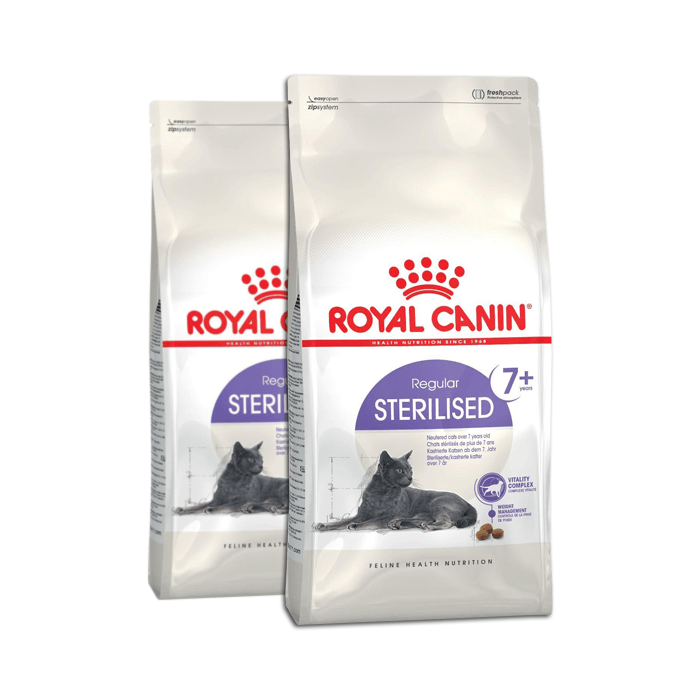 Royal Canin Sterilised 7+ FHN