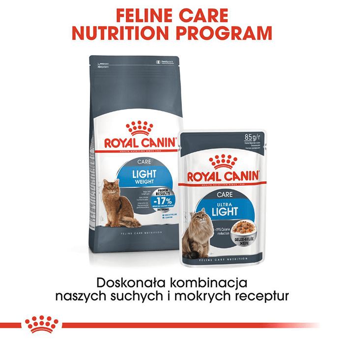Royal Canin Ultra Light Feline 85g