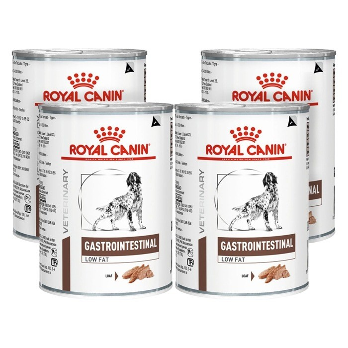 Royal Canin Veterinary Diet Canine Gastro Intestinal Low Fat 410g