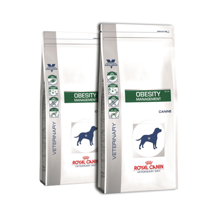 Royal Canin Veterinary Diet Canine Obesity Management DP34