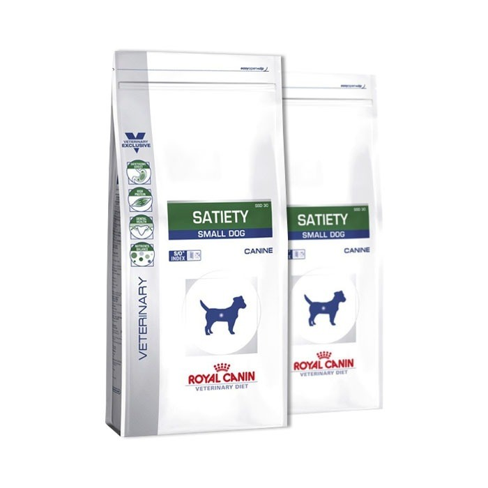 Royal Canin Veterinary Diet Canine Satiety Small Dog SSD30