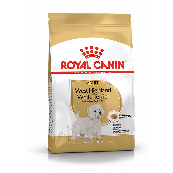 Royal Canin Adult West Highland White Terrier 3kg