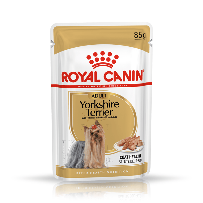 Royal Canin Adult Yorkshire Terrier 85g