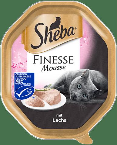 Sheba Finesse Mausse 85g x 12