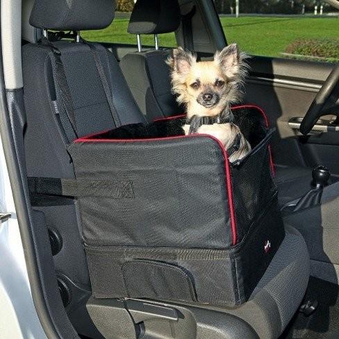 Trixie Fotel Samochodowy dla psa 45 x 38 x 37cm