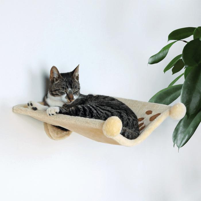 Trixie Leżanka dla kota na ścianę beż